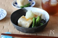 外はカリッ、中はふわっ!フライパンで作る揚げ出し豆腐
