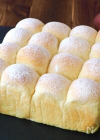『サツマイモちぎりパン』