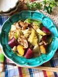 『お弁当にも♡』豚バラとキャベツのオイマヨ炒め