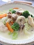 食べるスープ♥味噌バター味