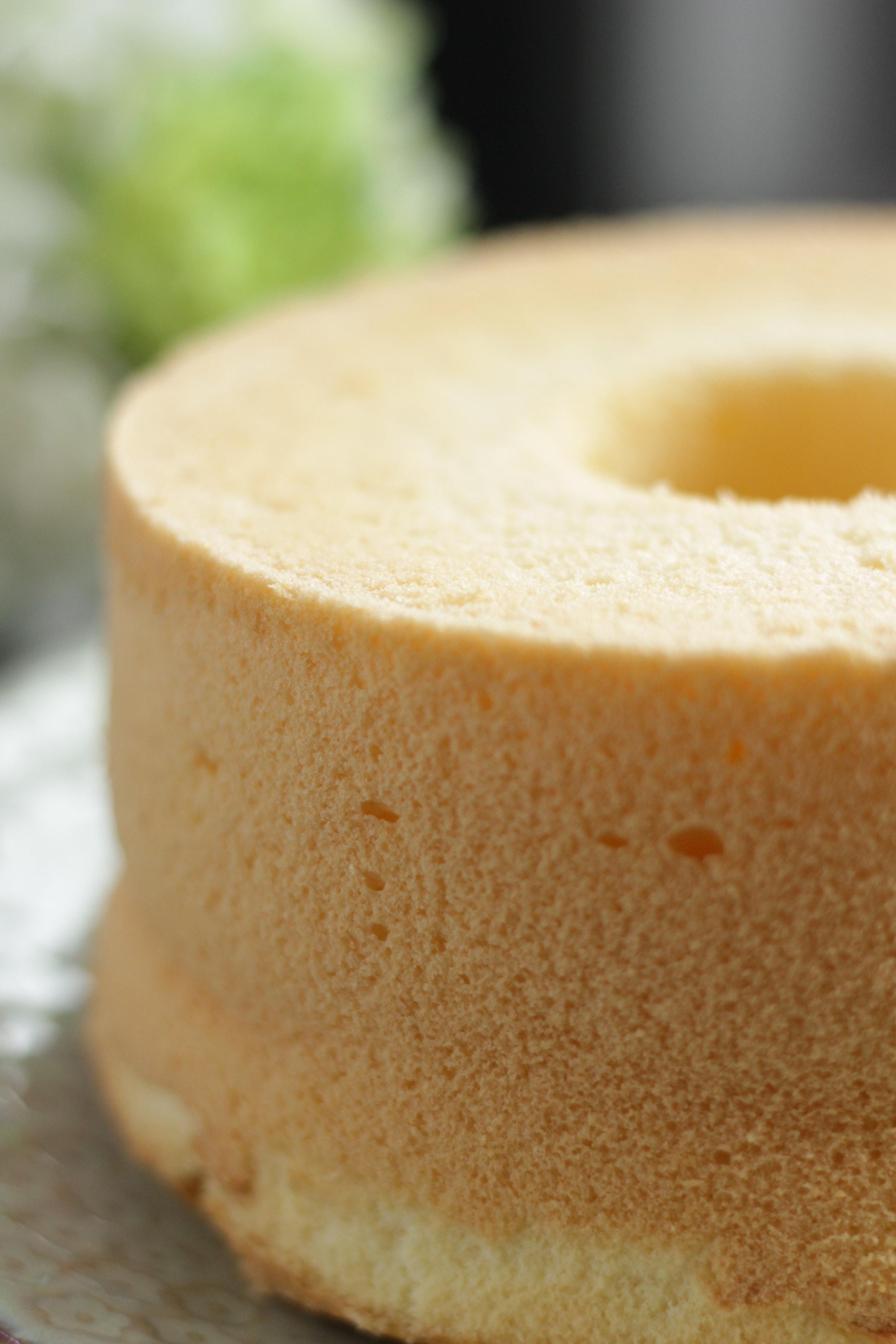 ケーキ レシピ シフォン 人気