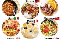 ヤミーさんの新刊が発売!世界の料理を手軽に楽しむ「ヤミーさんのおうちで世界一周レシピ」♪
