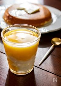 『爽やか!ヨーグルトジュースオレンジ味』