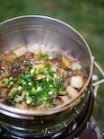 〈シャトルシェフ〉牡蠣だし醤油で作る牛すじ煮込み