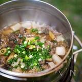 〈シャトルシェフ〉 牡蠣だし醤油で作る牛すじ煮込み