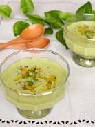アボカドの冷製スープ