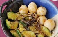 【おつまみ副菜】叩きキュウリとうずら卵の中華風ピリ辛和え