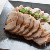 『豚もも肉で。あっさり煮豚』#作り置き
