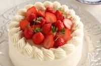 本当に美味しいショートケーキ|何度も作りたい定番レシピVol.87