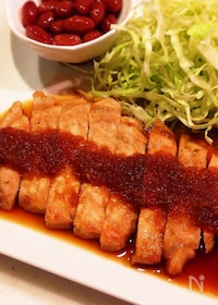 『ご飯がススム♪オニオンソース♡(』
