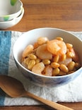 お鍋1つで簡単和総菜◎えびと大豆の旨煮☆お弁当やおつまみに♪