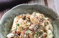 ポリ袋で簡単美味しい♡長芋とさんまの蒲焼きで簡単おつまみ