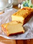 ヘルシー*水切りヨーグルトのチーズケーキ