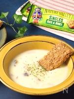 小麦粉・バター不使用♪しめじの濃厚クリームスープ
