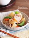 味付け冷凍で平日を楽にする♡煮るだけ!放置で完成の肉じゃが♡