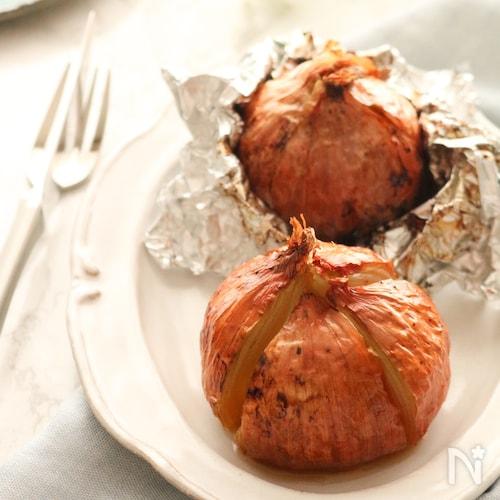 あま〜い♪玉ねぎのオーブン焼き