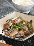 さんま缶とネギの絶品煮物【作り置き】