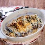 サクサク食べる「オイルサーディンのパン粉焼き」