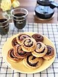 ホットケーキミックスで♪ジャムロール・ソフトクッキー