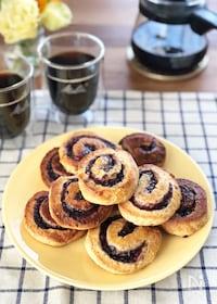 『ホットケーキミックスで♪ジャムロール・ソフトクッキー』