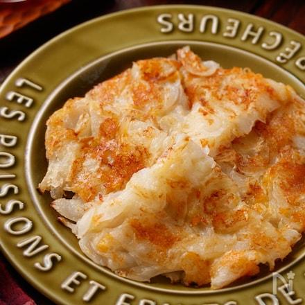 新玉ねぎのもちもちチーズチヂミ【#子供も喜ぶ #食材ひとつ】