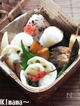お弁当に〜鯖の生姜ガーリック漬けソテー