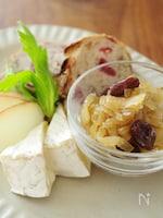 チーズによく合う!玉ねぎジャム(ココナッツオイル使用)