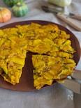 かぼちゃのガレット