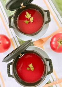 『100%トマトのゼリー』