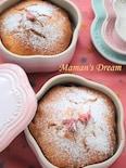 桜あん(こしあん、白あんOK!)のケーキ