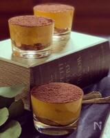 かぼちゃのティラミス~フランジェリコの香り