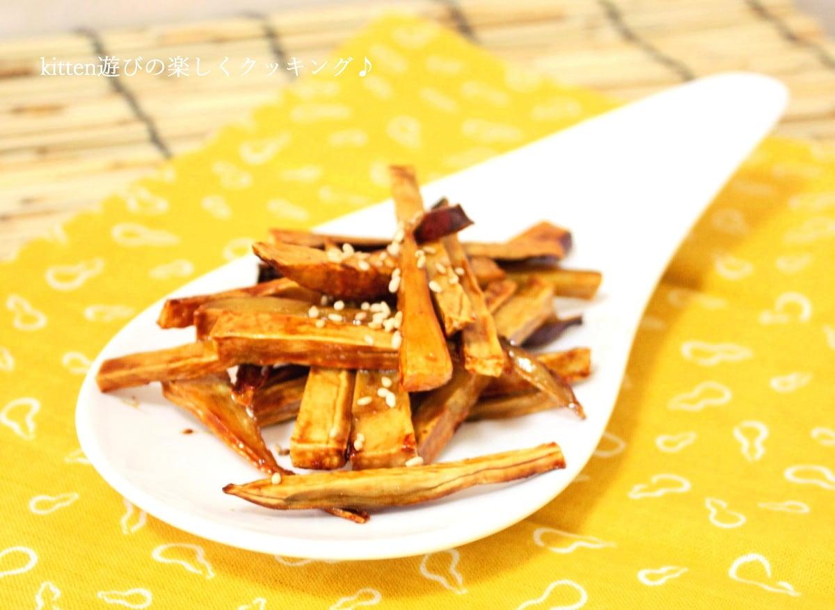 カリッカリッの「芋けんぴ」をお家で作ろう!クセになるアレンジレシピ10選