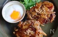 \絶品節約/牛こま肉とごぼうのすき焼きバーグ