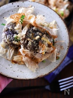 旨味がすごい!しいたけ竜田のマヨチーズ焼き