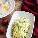 【デリ風サラダ】りんごたっぷり!白菜のコールスロー