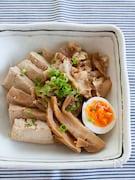 フライパンひとつで、すき焼き風肉豆腐