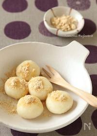 『豆腐白玉だんご』