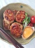 ご飯が進む☆鶏むね肉と豆腐の照り焼きつくね