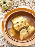 白ねぎのスープ煮