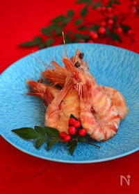 『海老のうま煮【おせち】 』