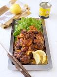 鶏もも肉のカレーヨーグルト焼き【フライパン・弁当・作り置き】