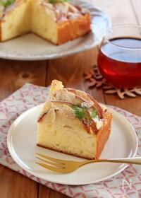 『りんごのヨーグルトケーキ』