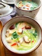 麺つゆ&レンチンで作る簡単茶碗蒸し