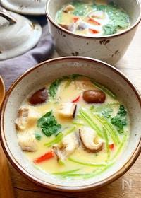 『麺つゆ&レンチンで作る簡単茶碗蒸し』