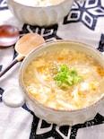 彼絶賛の激安スープ♡『もやしと卵のピリ辛スープ』辛味調整可◎