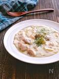 具沢山白菜のクリームシチュー【ルー不要】
