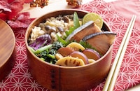 【マネしたい!定食弁当シリーズvol.7】秋の味覚たっぷり♪わっぱ弁当で華やか炊き込みご飯弁当