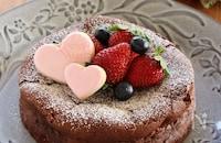 本当に美味しいガトーショコラ|何度も作りたい定番レシピVol.28