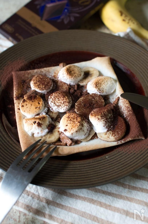 焼きマシュマロのおすすめレシピ15選!メインもトッピングもOKの画像