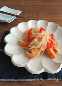『ごはんがすすむお魚料理◎鮭の南蛮漬け』